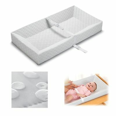 New Baby Infant 4-Sided Changing Table Pad Diaper Change Cushion Nursery