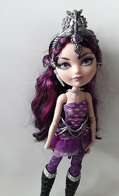 Ever After High Doll Raven Queen Legacy  Day Excellent used condition RARE