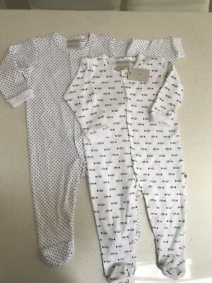 NWT 2 X Boys MARQUISEJumpsuit Set. Size 0