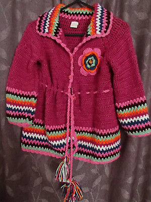 Girls size 6 jacket by Eternal Creation - with matching hat