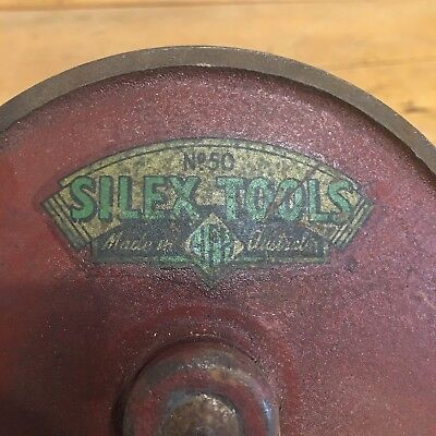 Silex No 50 Breast Drill - Old Vintage Tool #289