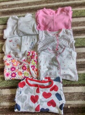 Baby Girls Clothes Bundle Newborn First Size And Up To 1 Month