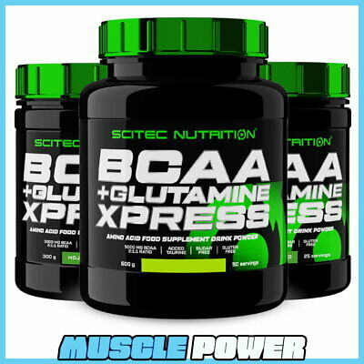 Scitec Nutrition Bcaa + Glutamine Xpress 600G Amino Acids Taurine Recovery Eaa
