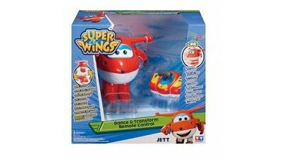 Super Wings RC Dance And Transform Jett