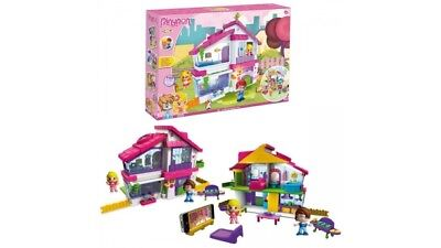 Pinypon Villa + 2 Figuren