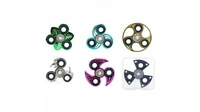 Hand Spinner Chrome Assorti