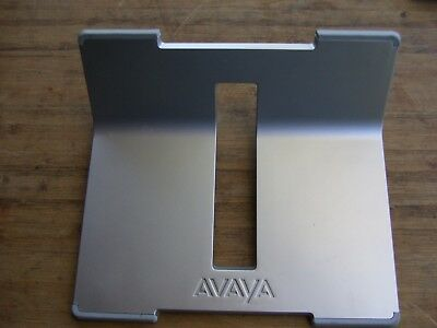 Genuine Stand for the Avaya 1408 and 1608 Phones Silver