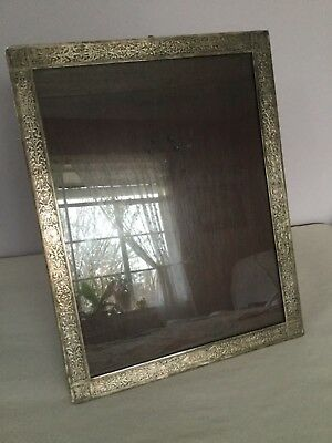 Antique Tiffany Sterling Silver Frame