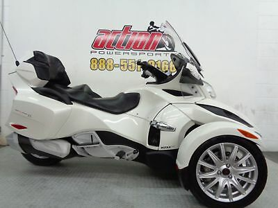 Can-Am Spyder RT  2015 Can Am Spyder RT SE6 Touring Trike Financing shipping