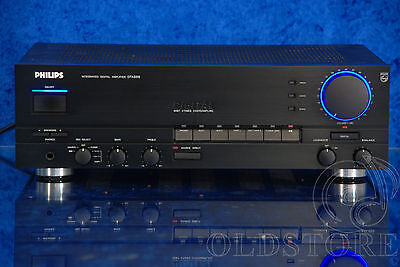 ►Philips Dfa 888◄Amplificatore Digital Amplifier Tda 1541A S1 Silver Crown!! Top