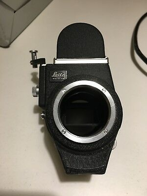 LEICA MINTY M VISOFLEX III PRISM MAGNIFIER COMPLETE SET. For M, CLOSE-UP, macro.