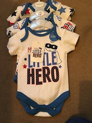Newborn baby boy Vests