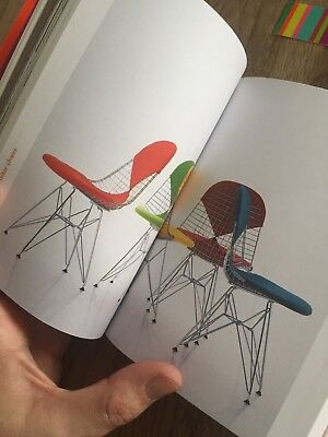 VITRA Overview 2003/04 Design Museum Book Chairs Tables Storage Eames Original