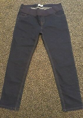 gorgeous new look maternity skinny jeans size 16