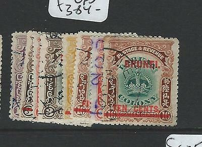 Brunei (P0703B) Crown Sg11-18  Vfu