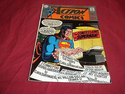 Action Comics #380 (Sep 1969, DC) silver age 6.0/fn comic!!!!!