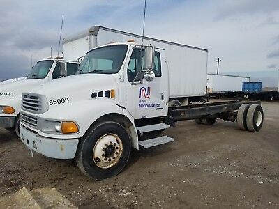 2004 Sterling Semi Day Cab Chassis