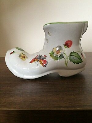 James Kent Old Foley Strawberry Posy Boot
