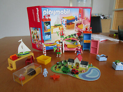 Playmobil 4287 kinderzimmer eur 8 39 picclick de for Kinderzimmer playmobil