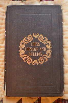 New Varieties of Gold and Silver Coins, 1851, Eckfeldt DuBois, ex. Isaac F. Wood
