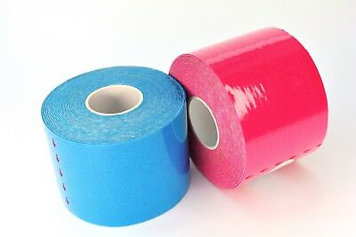 Sports Kinesiology Tape Elastic Physio Muscle support Pain Relief K tape 5cm x5m