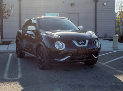 2017 Nissan Juke  2017 Nissan Juke Black Pearl Edition with 4k and Upgraded Navigation and Audio