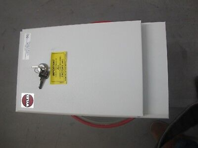 Siemens 5Te1445 Disconnector Main Switch 200A 4 Pole Red/yellow