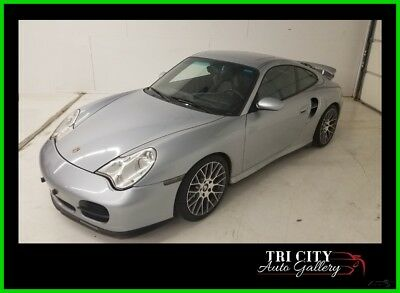 2002 Porsche 911 Turbo 2002 996 Porsche 911 Twin Turbo with Factory X50 Performance Package