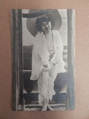 Vintage Real Photo Foreign Post Card Collectible