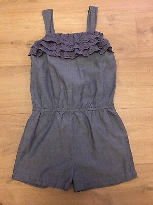 Girls Next Playsuit Age 9 Summer Shorts Frilly