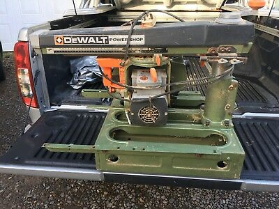 Dewalt Cross Saw