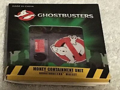 New! Ghostbusters Wallet