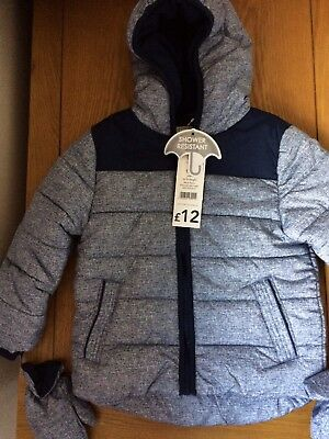 George Baby Boys Coat 18-24 Months BNWT