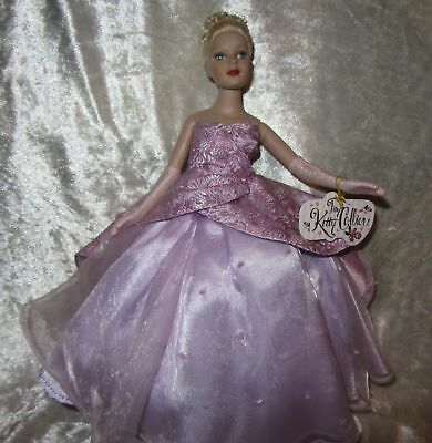 Beautiful Tonner Tiny Kitty Evening Gala Doll In Original Box And Outfit