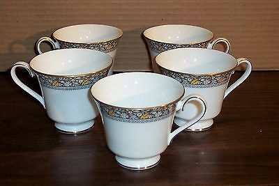 5 Cups Royal Doulton Maplewood Cups