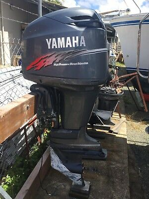 Yamaha 200 Hp Can Freight Australia Wide