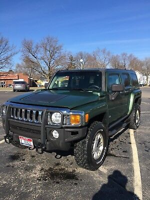 2006 Hummer H3 Excellent Condition Standard Equipment HUMMER H3 - 2006