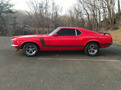 1970 Ford Mustang  1970 FORD MUSTANG FASTBACK BOSS 302 TRIBUTE - RESTORED - 430 HP MUST SEE!!
