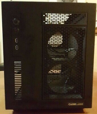 Caselabs S5 with extras