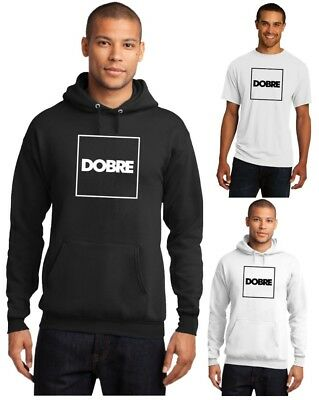 Dobre Twins Lucas Marcus New Hoodie or T-Shirt Adult and Youth Sizes Black White