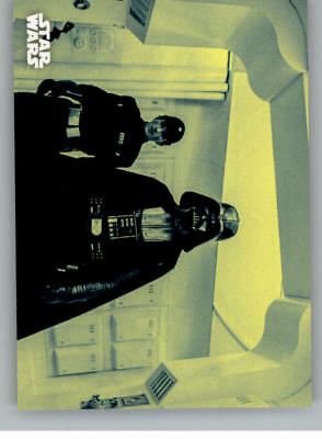 2018 Topps Star Wars A New Hope Black and White Blue Cards Pick From List