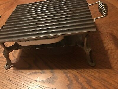 Antique GE General Electric RARE Electirc Broiler Early 1900s ???