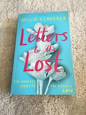 Letters to the Lost by Brigid Kemmerer (Paperback, 2017)