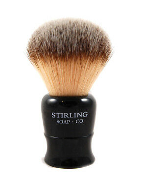 Stirling Soap Company Synthetic Shave Brush 24mm x 51mm