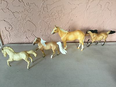 Breyer Horse Assorted Lot of (4)