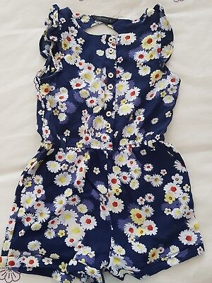 Girls shorts. Peter Morrisey Jumpsuit. Size 5 (Aus)