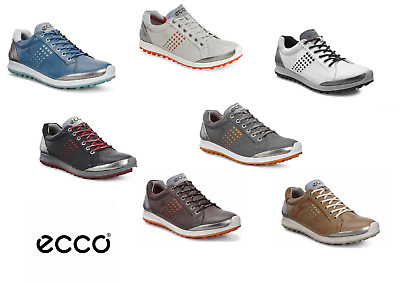 fb25dec77a07 NEW ECCO MEN S Golf Biom Hybrid 2 Golf Shoes -  129.99