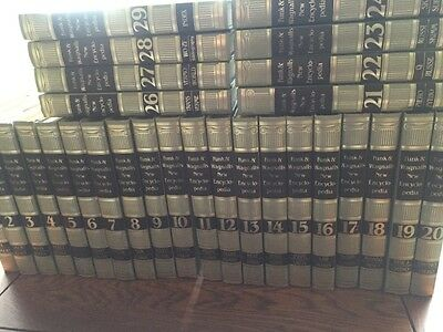 Funk and Wagnalls New Encyclopaedia