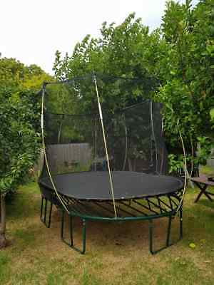 Springfree Trampoline Large 2.4 - 4 mtrs. Pickup Oakleigh South