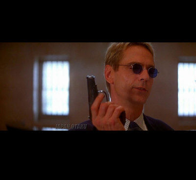 DIE HARD Jeremy Irons/Simon Gruber Makarova PMG with FAB DEFENSE Real grips
